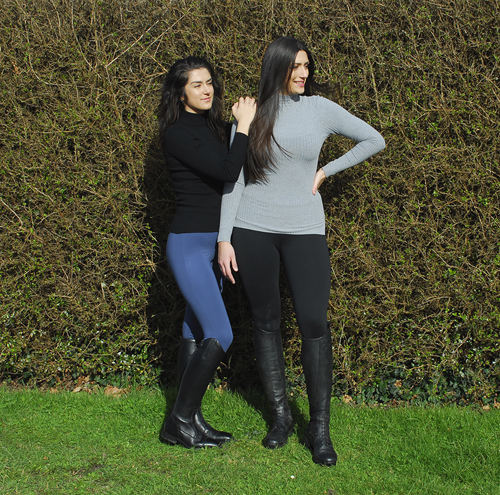 Warmer Weight Riding Tights