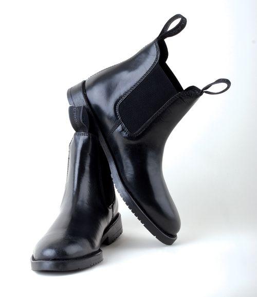 Adults Classic Leather Jodhpur Boots (Sizes UK 6-11)