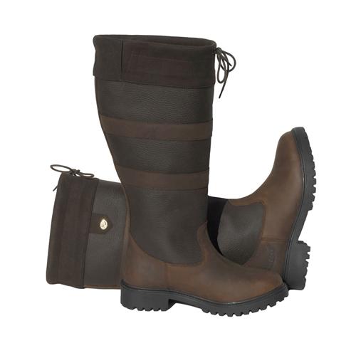 Elite Brooklyn Boot-Wide Leg