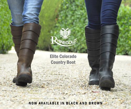 Elite Colorado Boots- Adjustable Leg