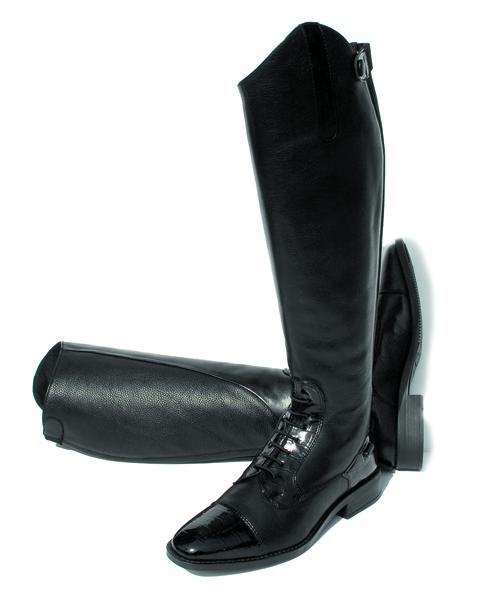 Elite Santorini Long Leather Riding Boots