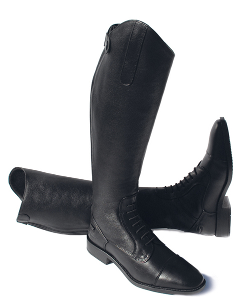 Elite Luxus Leather Riding Boots