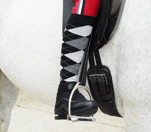 Elite Mustang Riding Trainers