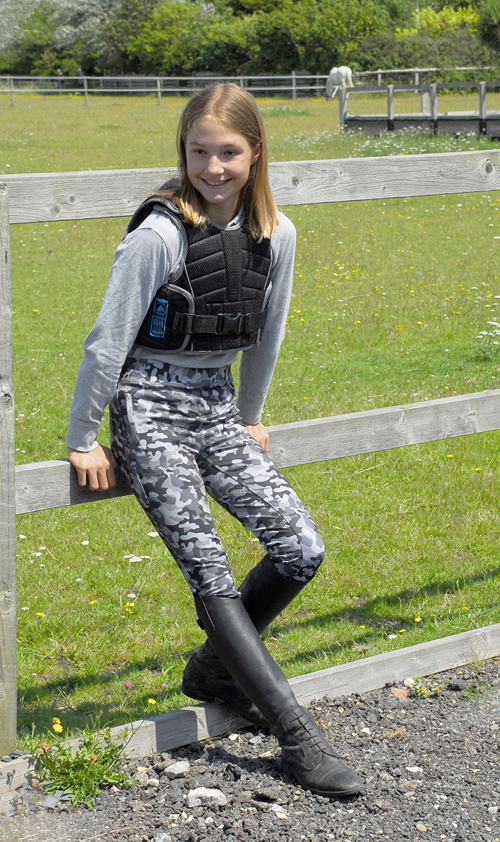 Childrens Pro-Comfort Level 3 Body Protector