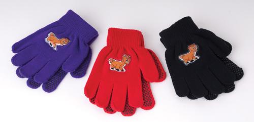 Childrens Pony Design Magic Gloves