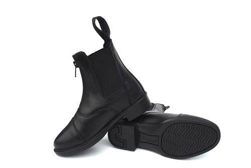 Boston Childrens Front Zip Paddock Boots