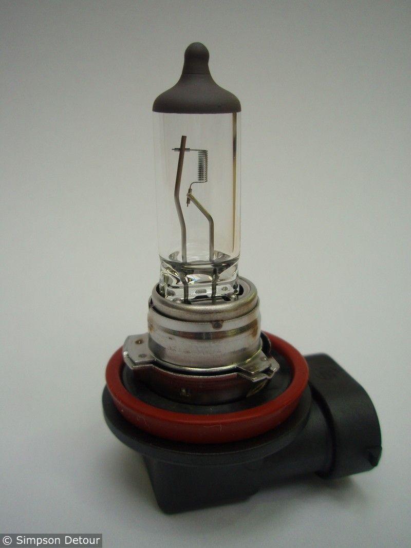 H11 Headlight Bulb Upgrade Bulbs