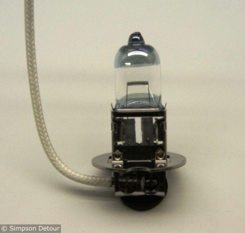 H3 Headlight Bulb Upgrade Bulbs