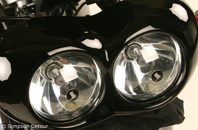 T3 Mini Twin Lighting