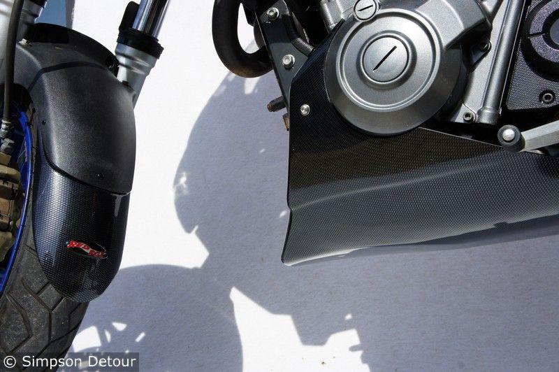 Aprilia Pegaso 650 Strada 06> Fender Flicks