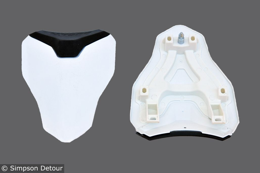 Ducati 1098 Rear Seat Cowl