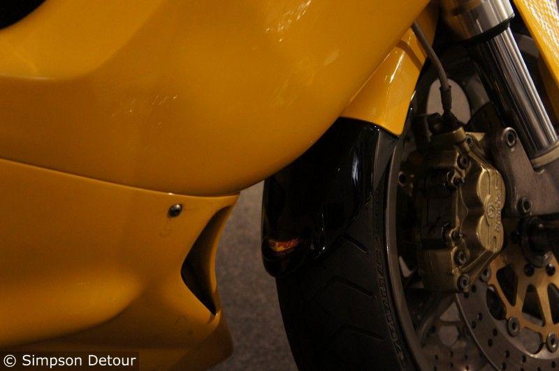 Ducati St4 Fender Flicks