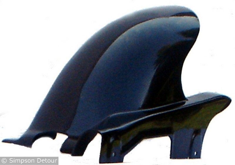 Honda Cb600F 98>02 Huggers