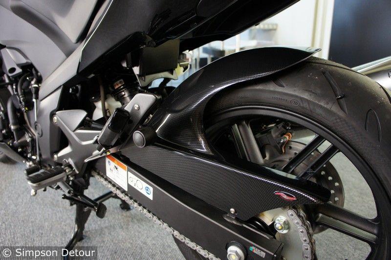 Honda Cbf1000F 11> Huggers