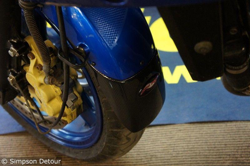 Kawasaki Zrx1100 Fender Flicks
