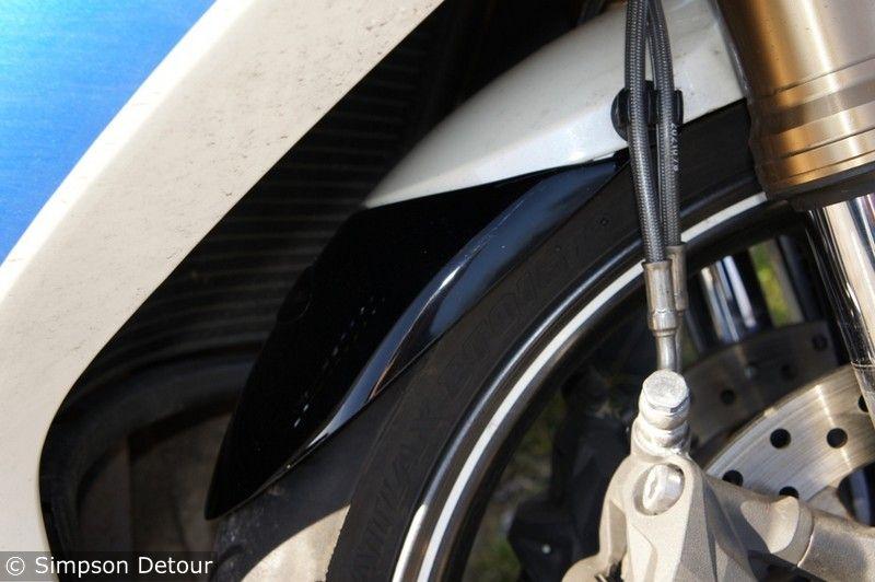 Triumph Daytona 675 Fender Flicks