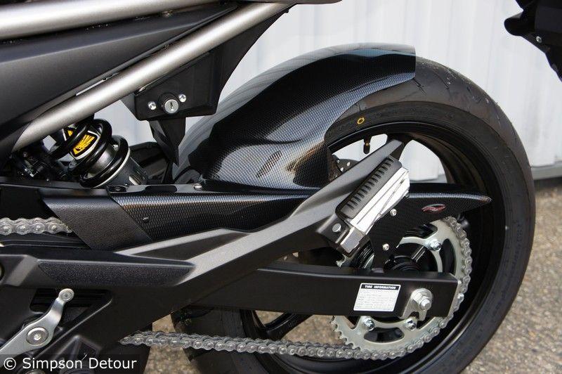 Yamaha Xj6 Diversion/F/Abs 09>10 Huggers