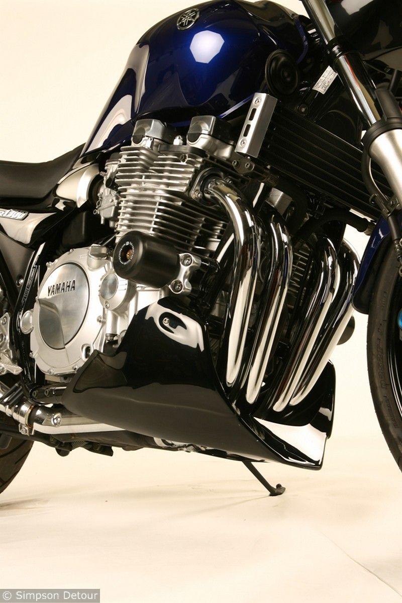 Yamaha Xjr1200 >07 Belly Pans