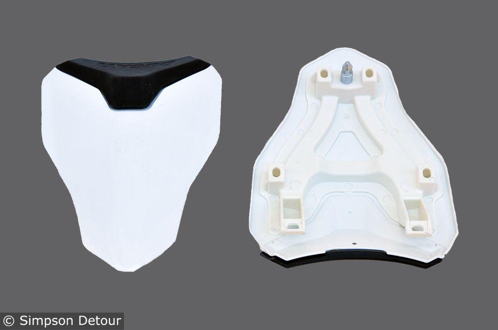 Ducati 848 Rear Seat Cowl