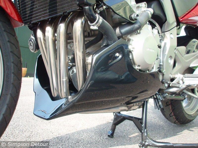 Honda Cbf1000 06>10 Belly Pans