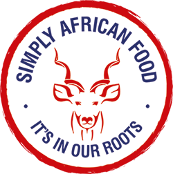 Simply African Food logo