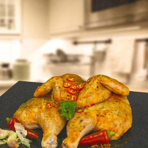 Chicken Flatties