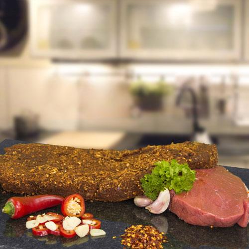 Simply African Rump Texan Steak