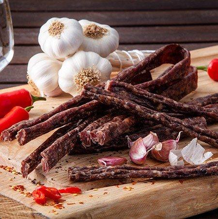 Garlic Peri Peri Droewors