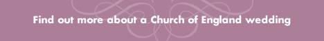 Find out more about a Church of England wedding