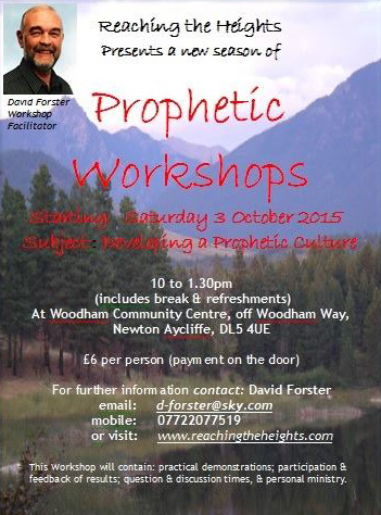 Durham Prophetic Workshop
