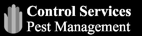 Control Services Pest Management Logo