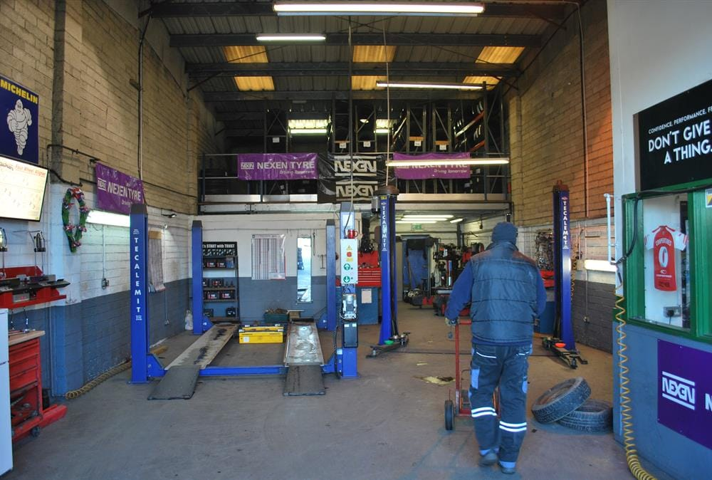 Trusted Tyre and Exhaust Company