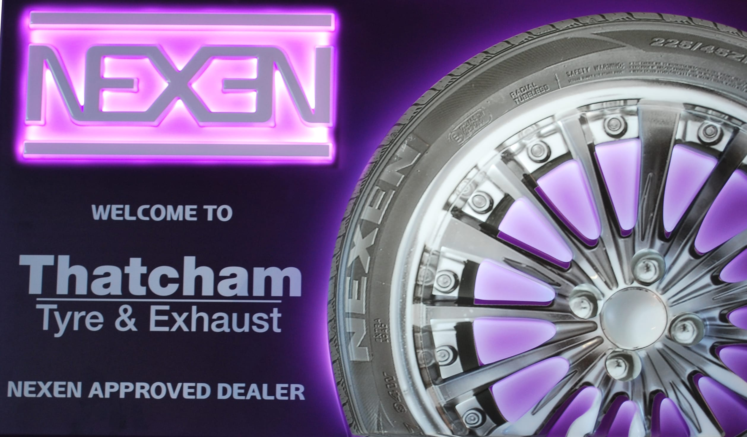 Nexen Tyre Supplier