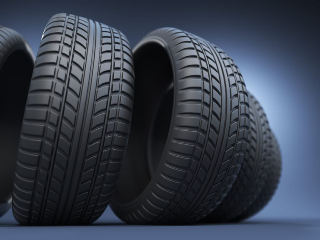 Picture of New Tyres from a Local Centre