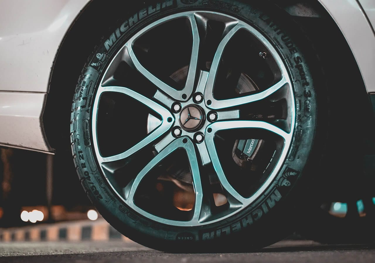Picture of a Summer Tyre