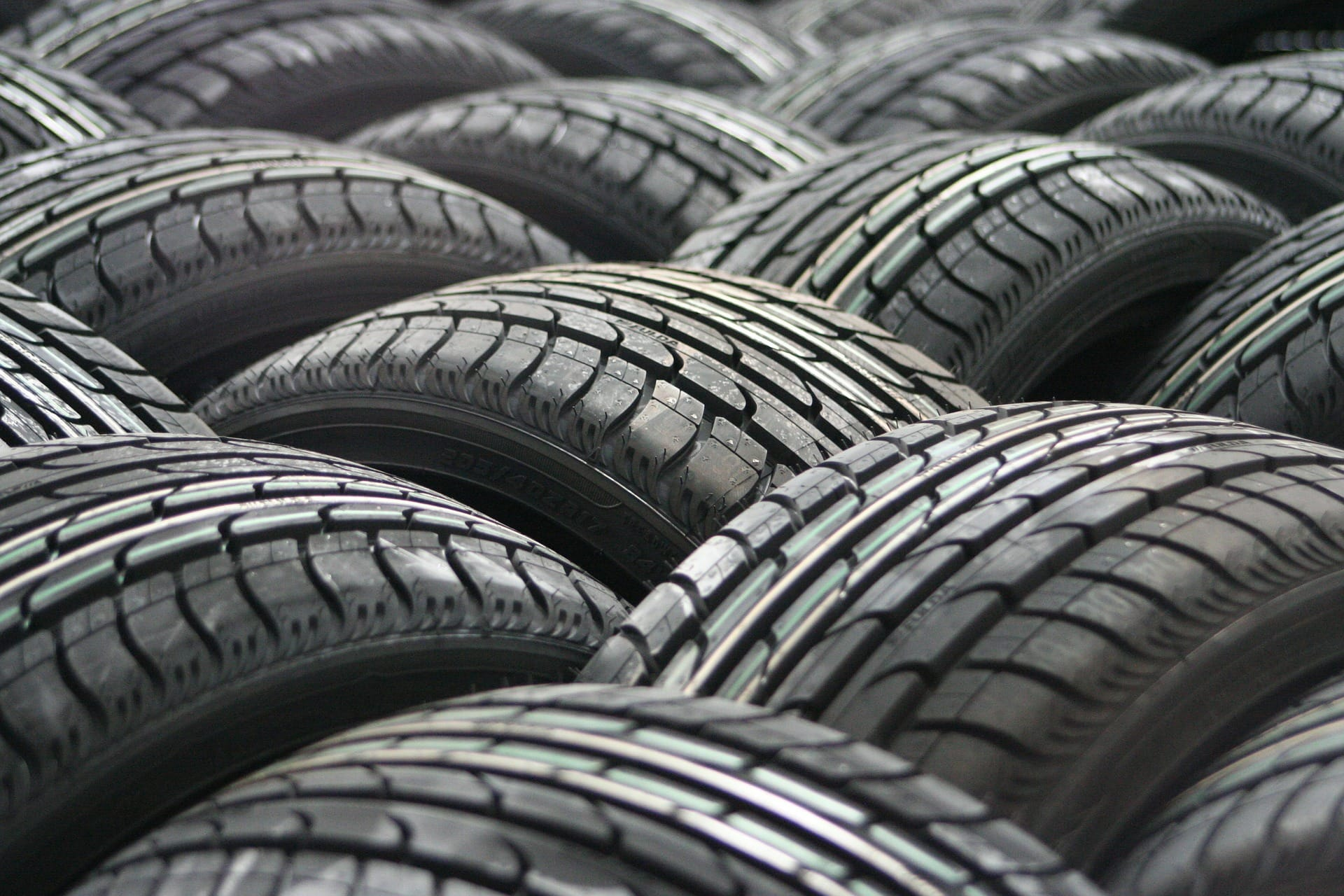 Picture of Car Tyres