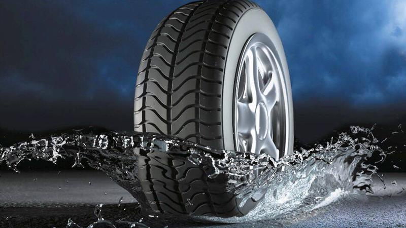 Picture of Wet Weather Tyres