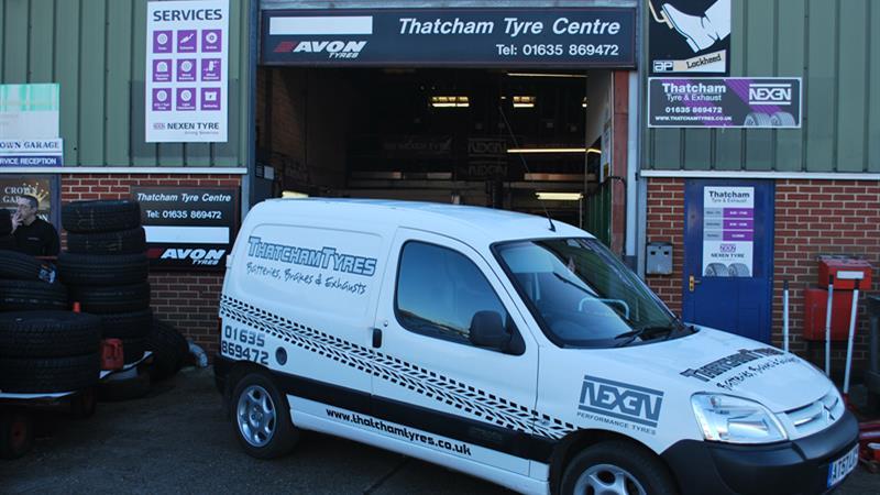 thatcham tyres