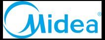 Logo Midea Clim Cash