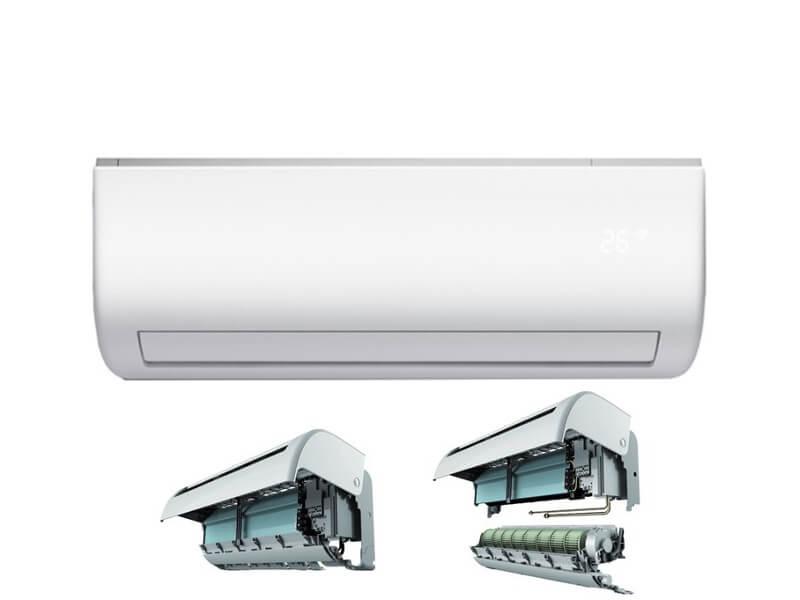 Clim mural Midea Inverter All Easy 12000 Btu/h MSAEBU/MOB31-12H Classe A++