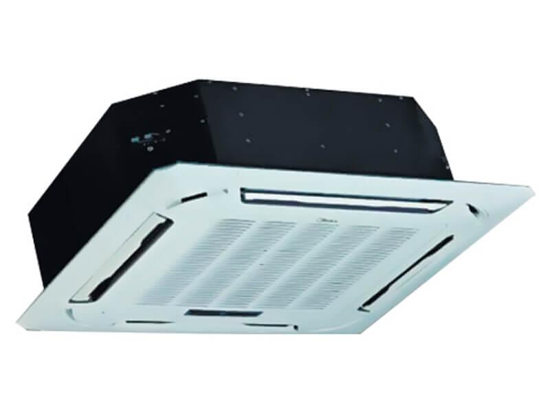 Clim cassette Midea Inverter 800x800 4 Voies 24000 Btu/h MCD/MOCA30U-24H Classe A++