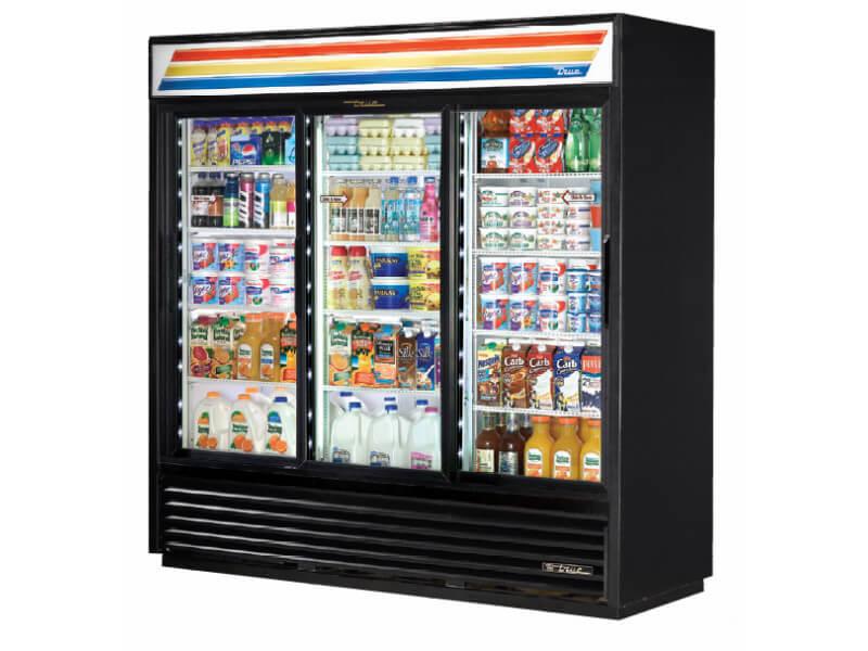 Meubles frigorifiques