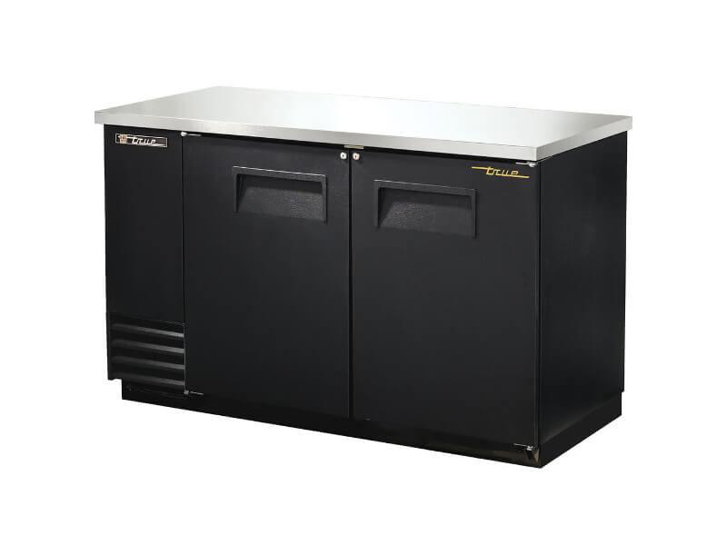 Réfrigérateur de bar True TBB-2