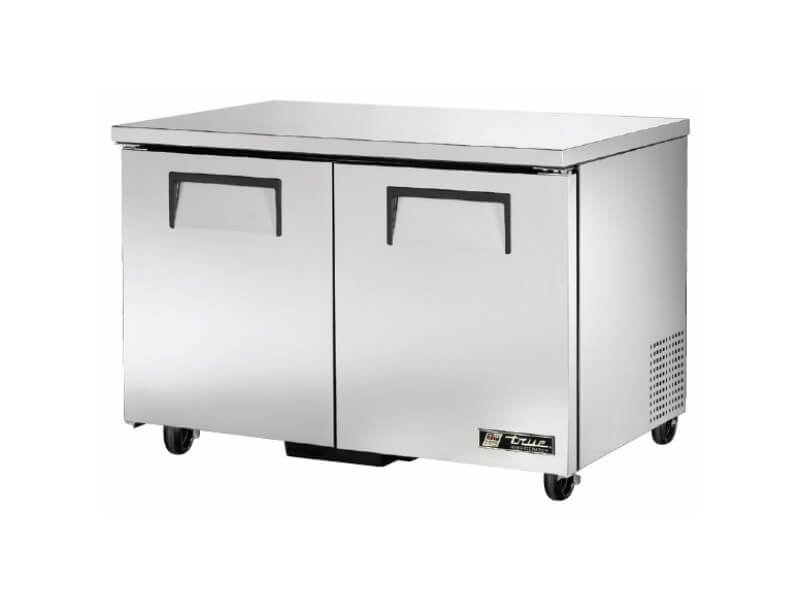 Réfrigérateur sous-comptoir True TUC-48-HC de 340L