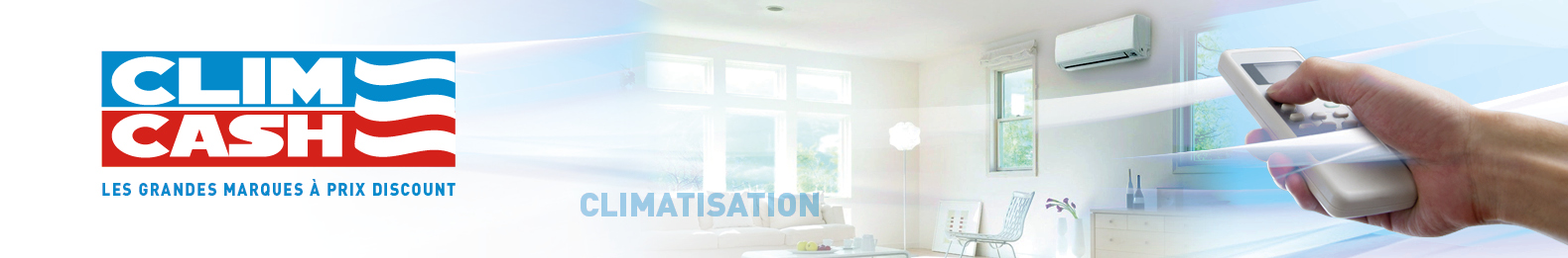 Climatiseurs Climatisation banner image