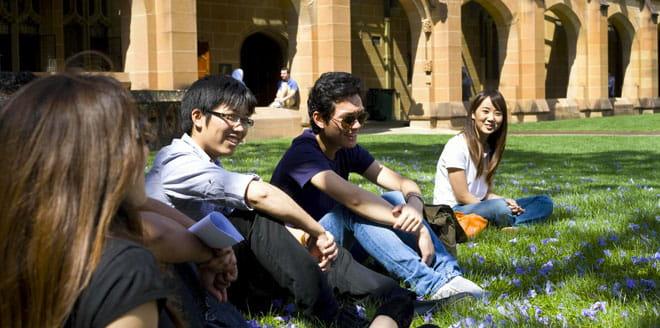 Séjour linguistique en Australie   Sydney Uni   AustralieMag