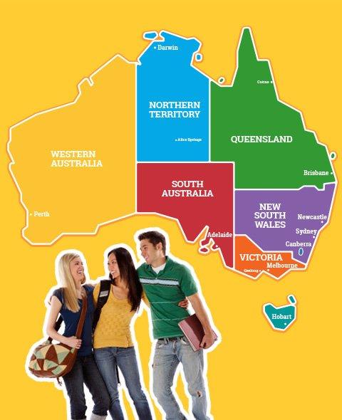 AustralieMag Reussir votre projet d'etude en Australie