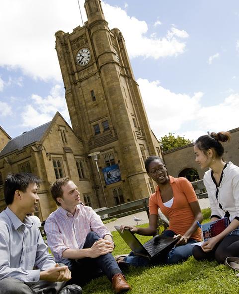 AustralieMag Intégrer les Premières Universités australiennes