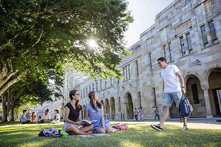 programmes d'etudes supérieures en australie