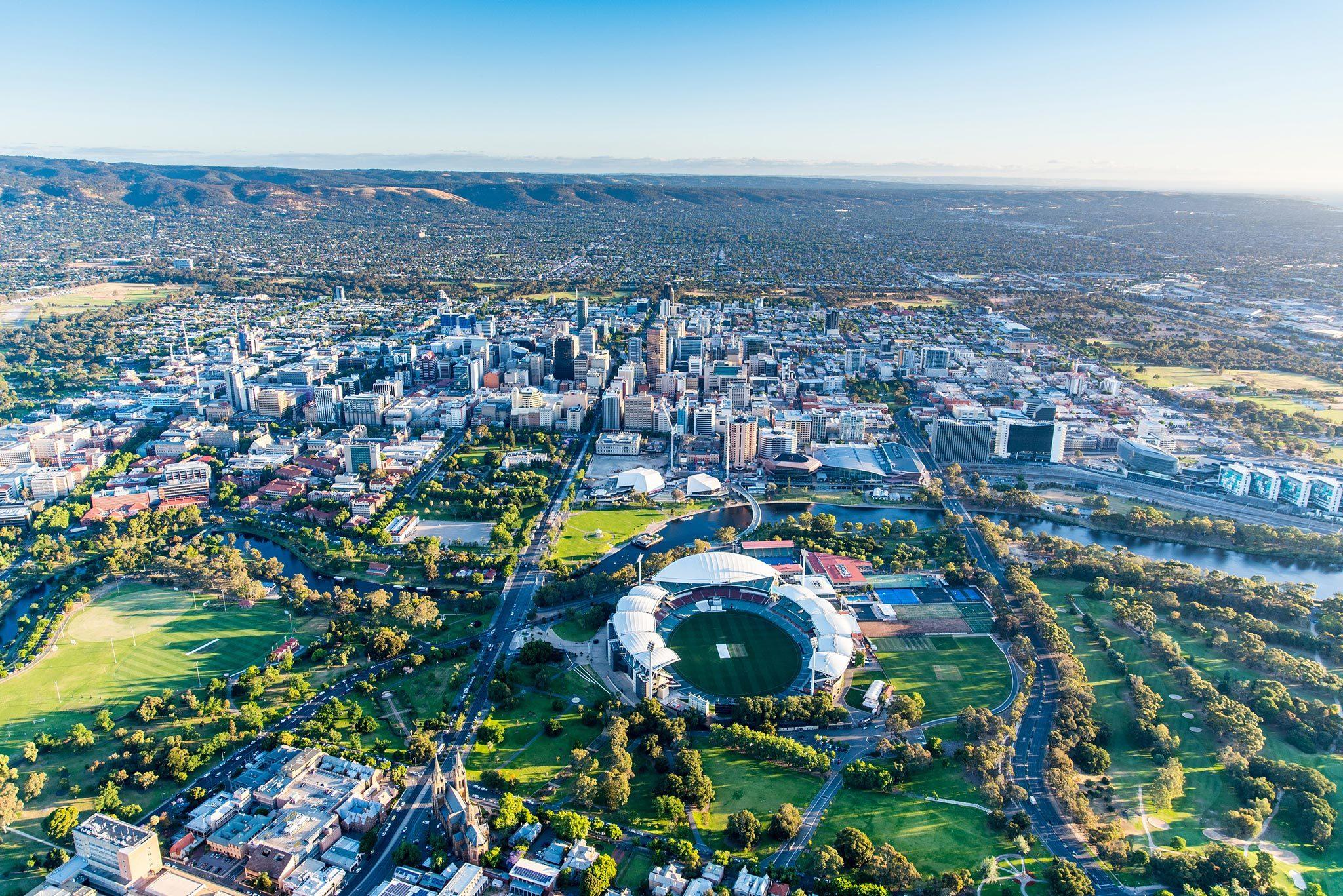 Adelaide, Australie-Méridionale   AustralieMag